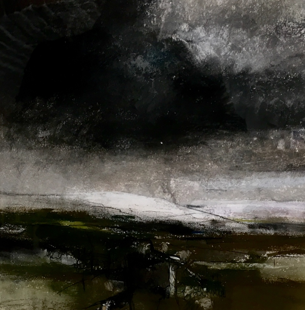 Dark Peak Storm